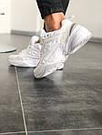Мужские и женские кроссовки Nike M2K Tekno White, фото 5