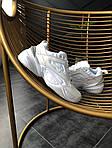 Мужские и женские кроссовки Nike M2K Tekno White, фото 10
