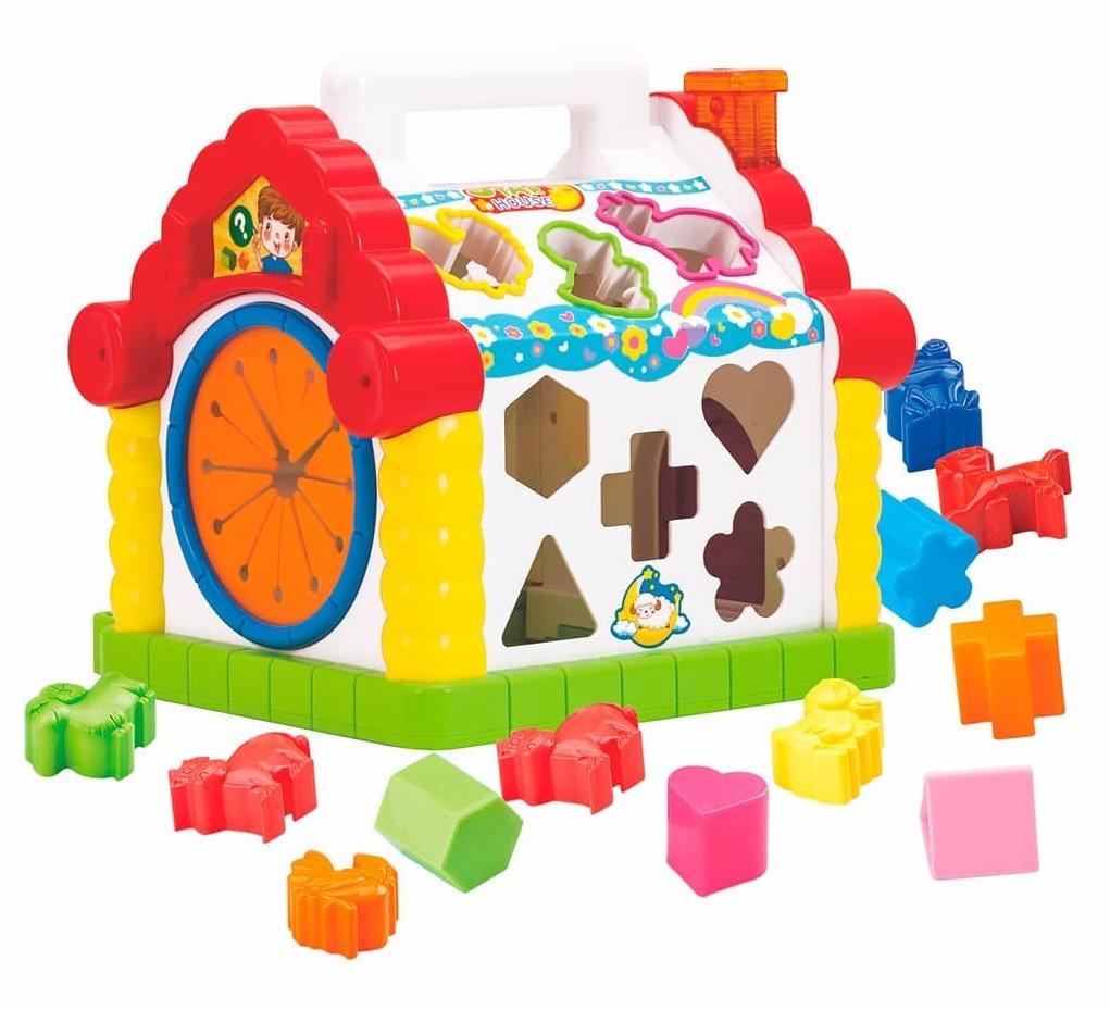Игрушка Веселый домик Hola Toys (739)