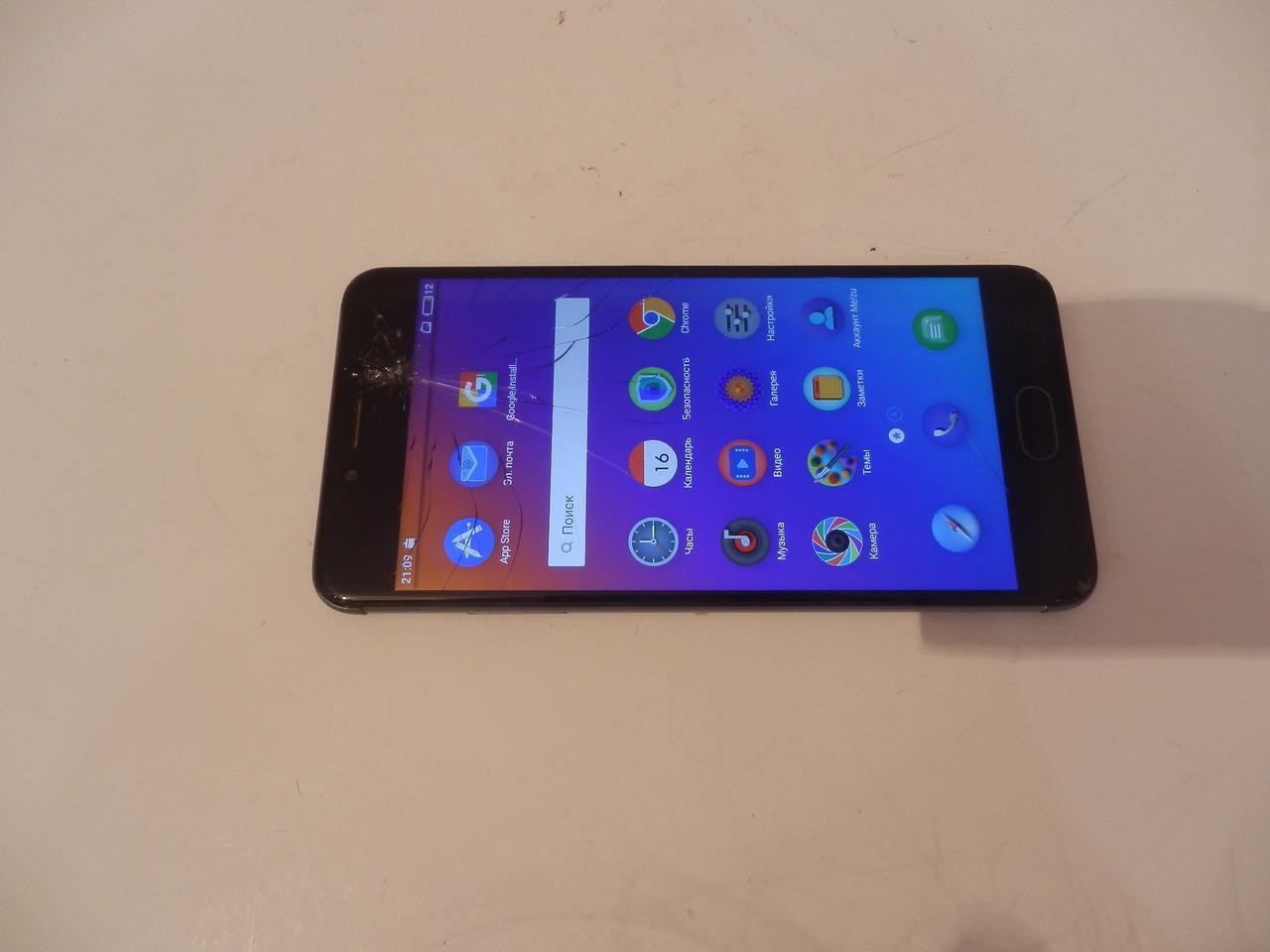 Мобильный телефон Meizu M5s 2/16 (M612H) №7032