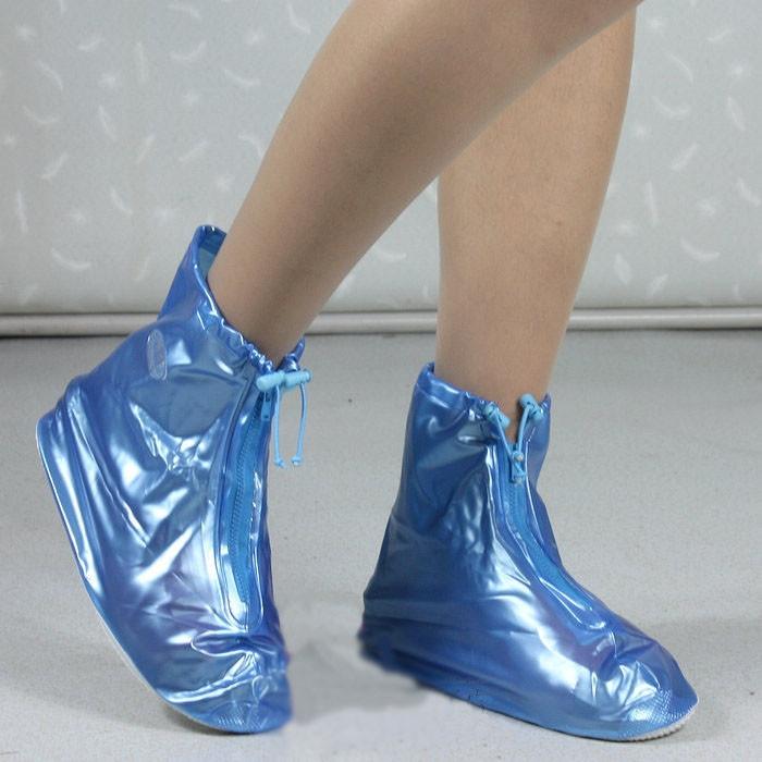 Силиконовые бахилы на обувь