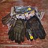 """Перчатки полнопалые """"Mechanix. M-Pact"""" (черные). тактические перчатки, боевые, штурмовые, фото 7"""