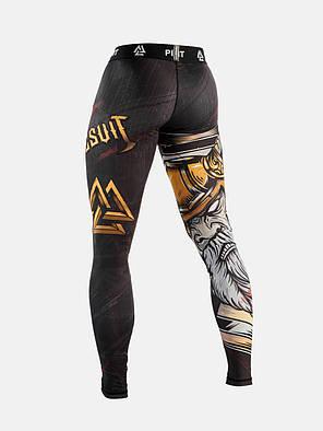 Компрессионные штаны Peresvit Odin Blessing MMA Leggings, фото 2