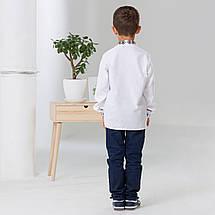 Дитяча вишиванка для хлопчика Доля, фото 3