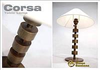 Лампа настольная Corsa
