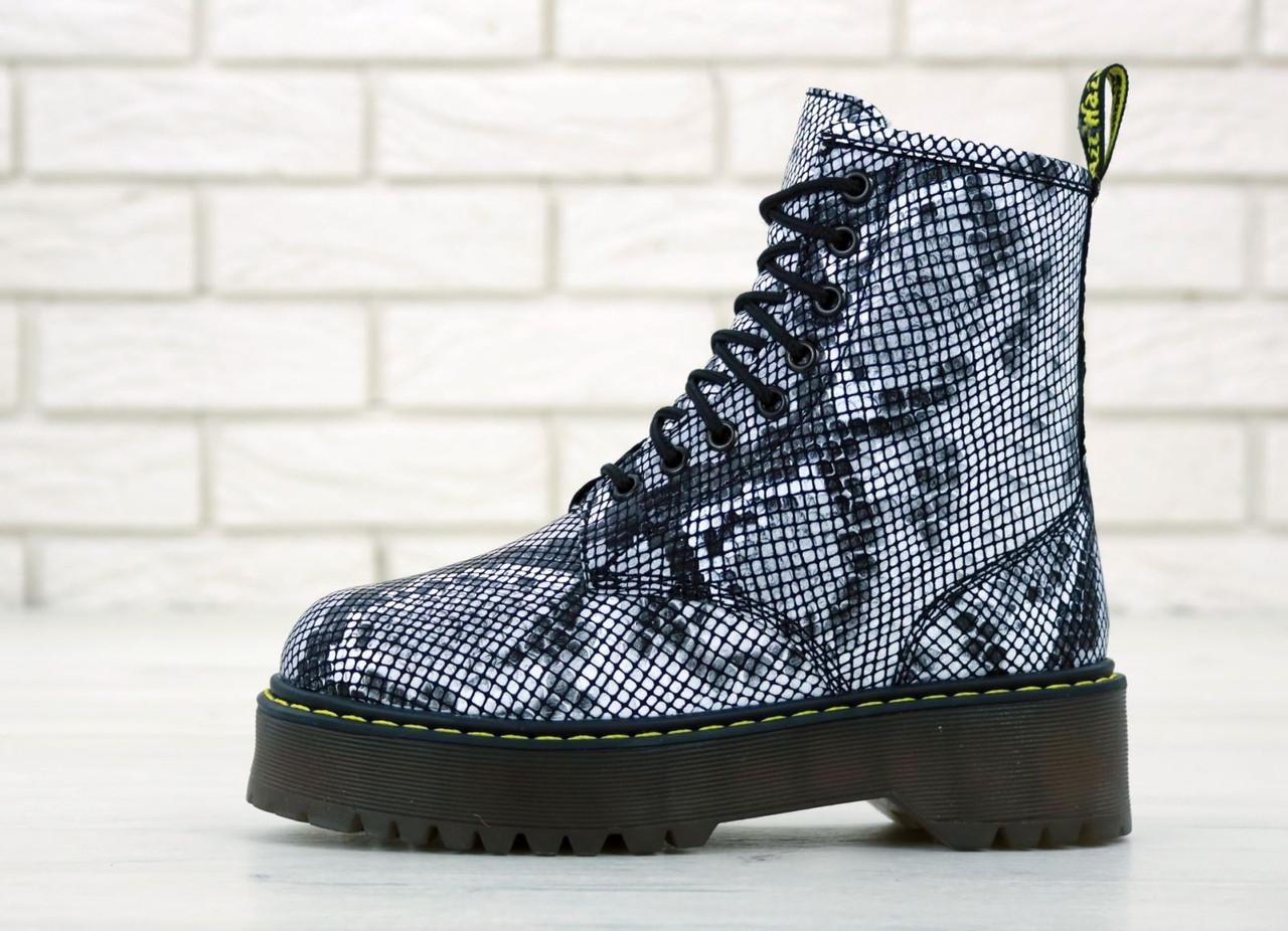 Зимние ботинки DR. Martens (НА МЕХУ). Мартинс на меху.