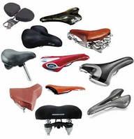 Как выбрать седло для велосипеда?
