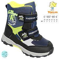 Детские термо-ботинки Tom.m на меху р(27-30), фото 1