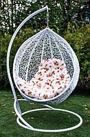 Подвесное кресло кокон Эмилия ЮМК круглые качели