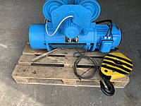 Электрический тельфер 1 тонна 12 м  Болгария Т10332