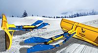 Отвал (лопата) снегоуборочный ЛВН-2.5  (МТЗ, ЮМЗ) для снега и др.
