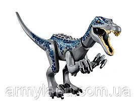 Динозавр Индораптор Конструктор, аналог Лего, фото 3