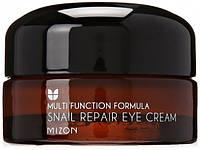 Крем для век с муцином улитки Mizon Snail Repair Eye Cream Объем 25 мл, фото 1
