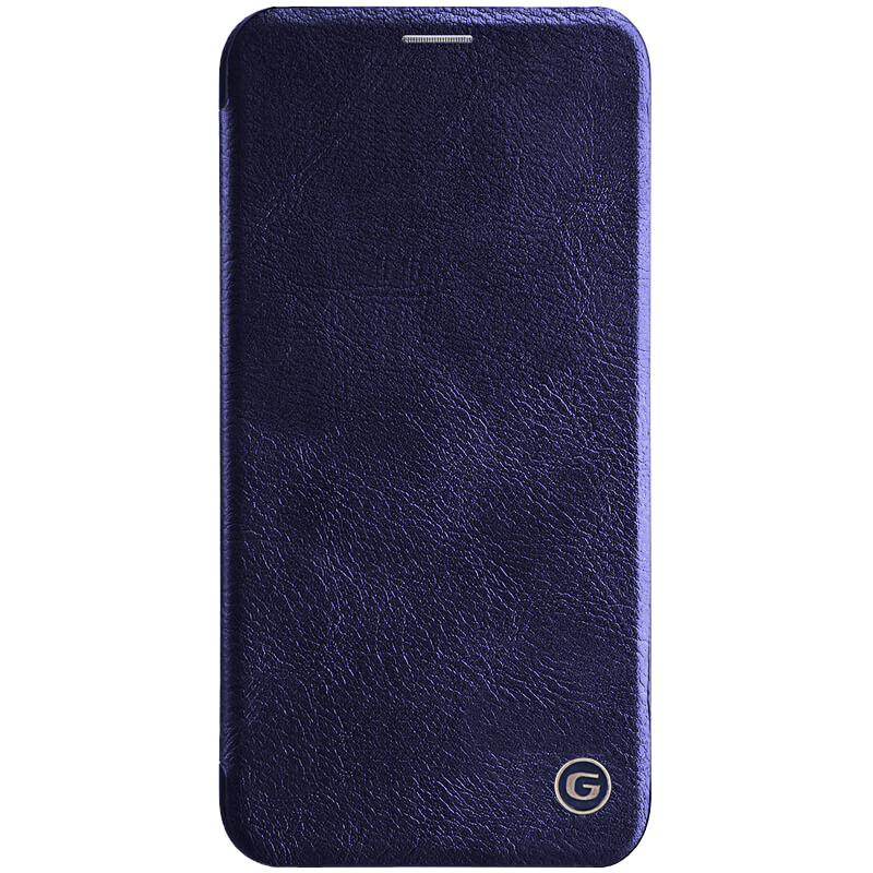 "Кожаный чехол книжка G-Case Vintage Business Series для Apple iPhone 11 Pro Max (6.5"")"