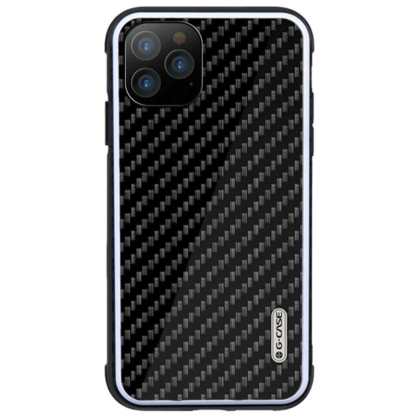 "Чехол-накладка G-Case Carbon Fiber Shield для Apple iPhone 11 (6.1""), фото 1"