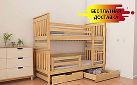 Кровать двухъярусная Адель Дуо 80х190 см. ЛунаМебель
