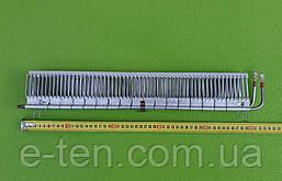Тэн нагреватель 1500W / 230V (оригинал) с алюминиевыми ребрами для конвекторов ATLANTIC, THERMOR