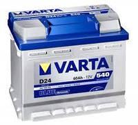 Аккумулятор автомобильный Varta Blue Dynamic 12V60Ah