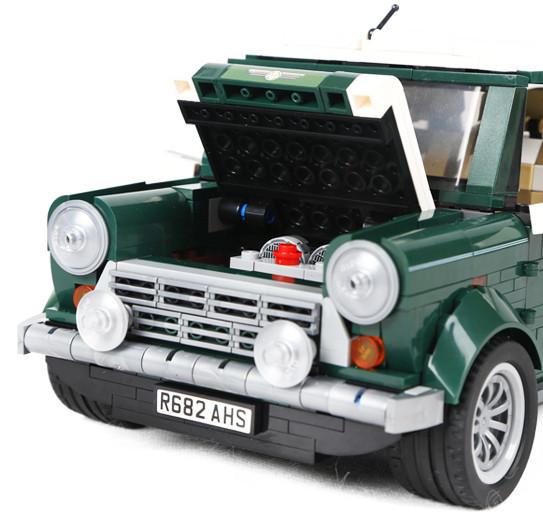 """Конструктор Lepin """"Автомобиль мини Купер""""(""""MINI Cooper"""") 21002"""