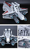 """Конструктор Lepin """"Звездный разрушитель класса Венатор"""" (Звездные войны) 05077, фото 5"""
