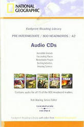 Footprint Reading Library 800 A2 Audio CDs