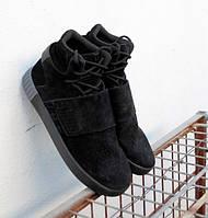 Adidas Tubular Invader с мехом