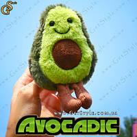 """Брелок Авокадо - """"Avocadic"""" - 15 см"""