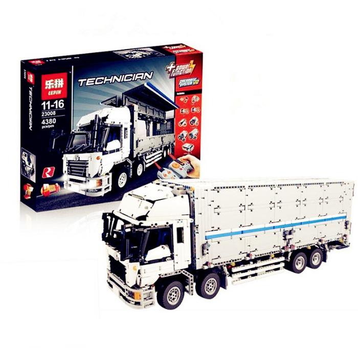 Конструктор Wing Body Truck Lepin 23008