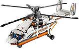 """Конструктор """"Грузовой вертолет"""" Lepin 20002, фото 2"""