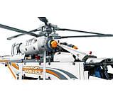 """Конструктор """"Грузовой вертолет"""" Lepin 20002, фото 7"""