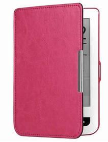Чохол обкладинка PocketBook 614 615 624 625 626 640 Lux 2 Lux3 Touch рожевий