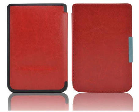 Чехол обложка PocketBook 614 615 624 625 626 640 Lux 2 Lux3 Touch розовый, фото 2