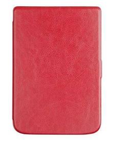 Чохол обкладинка PocketBook 627 616 632 606 628 633 Автосон RED Червоний