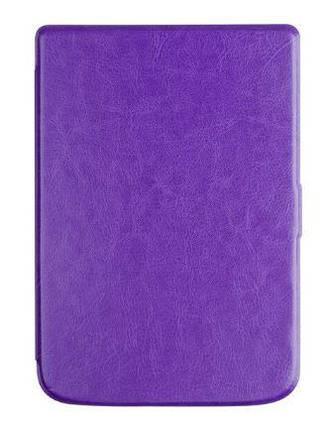 Чехол обложка PocketBook 616 627 632 Автосон Фиолетовый purple, фото 2