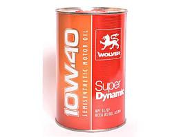 Моторное масло Wolver Super Dynamic 10W40 (1л)