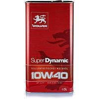 Моторное масло Wolver Super Dynamic SAE 10W40 (5л)