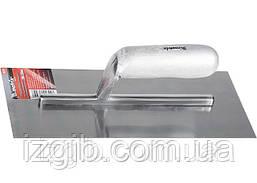 Гладилка стальная Matrix 280 х 130 мм, зеркальная полировка