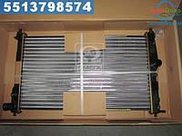⭐⭐⭐⭐⭐ Радиатор охлаждения ДЕО LANOS (97-) 1.3-1.6 i (Nissens) ДЕО,ЗАЗ,СЕНС,ЧЭНС, 61654