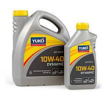 Универсальное моторное масло Yuko Dynamic 10W40 (1л)