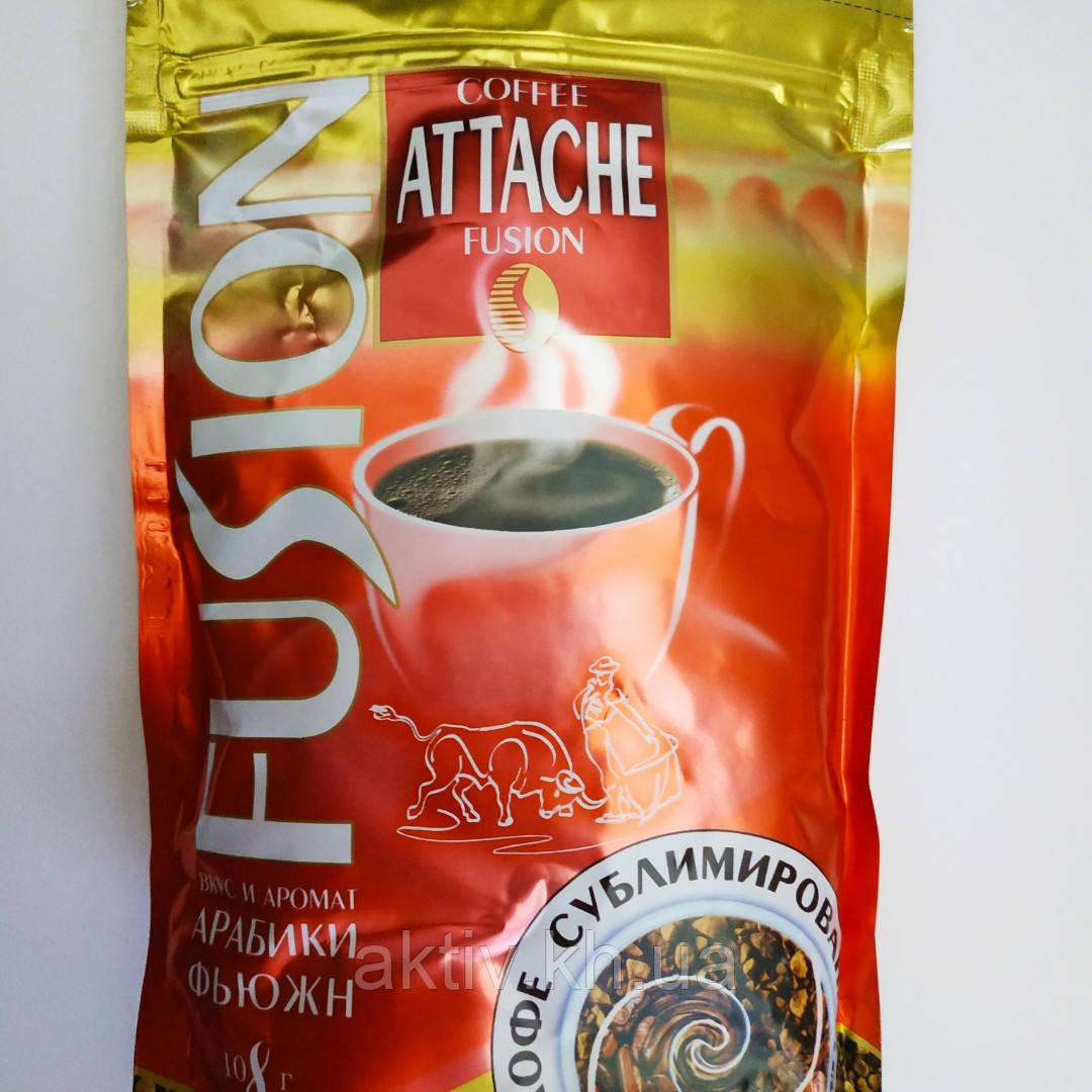 Кофе растворимый Attache Fusion Vivo 108 грамм