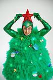 Фьека Елки светящийся женский карнавальный костюм / BL - ВЖ334, фото 2