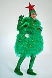 Фьека Елки светящийся женский карнавальный костюм / BL - ВЖ334, фото 3