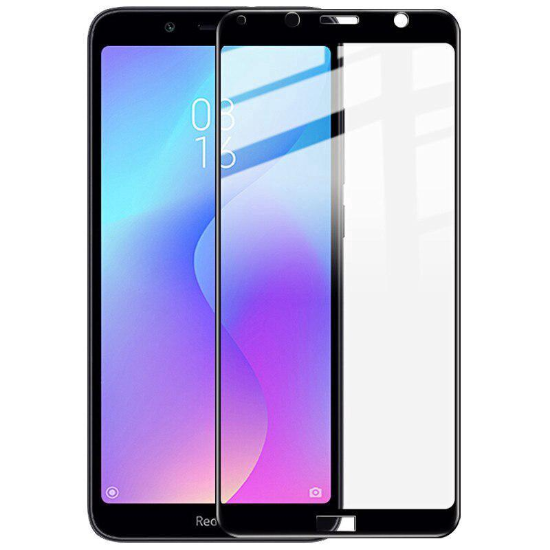 Защитное стекло XD+ (full glue) (тех.пак) для Xiaomi Redmi 7A