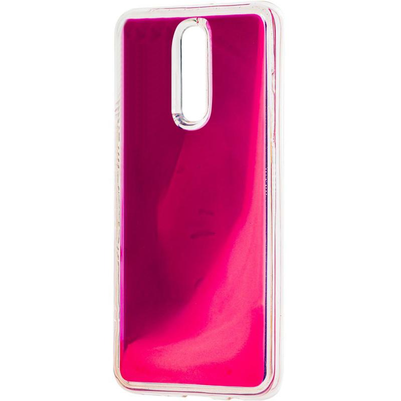 Неоновый чехол Neon Sand glow in the dark для Xiaomi Redmi K20 / K20 Pro / Mi9T / Mi9T Pro
