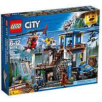 Конструктор LEGO City Police Штаб-квартира горной полиции (60174), фото 1
