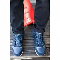 Кроссовки Reebok A 2111-3 зима синий зима 45