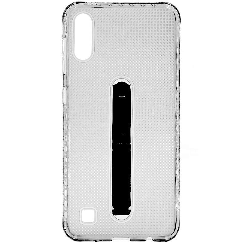 TPU чехол Protect Slim с подставкой-держателем для Samsung Galaxy A10 (A105F)