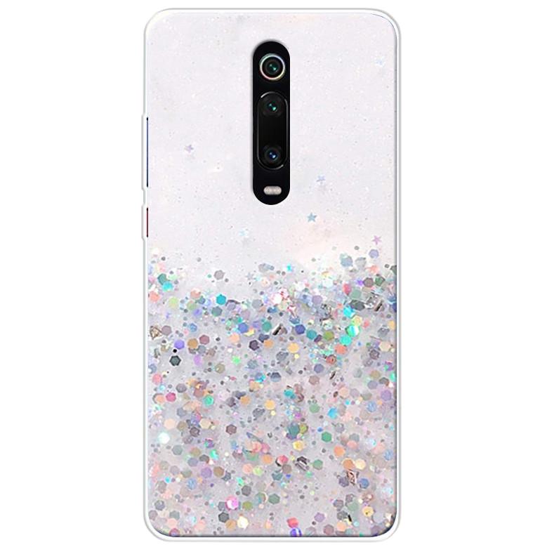 TPU чехол Star Glitter для Xiaomi Redmi K20 / K20 Pro / Mi9T / Mi9T Pro