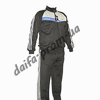 Мужской спортивный костюм (эластан) 1504 оптом в Одессе.