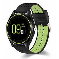Умные часы UWatch V9 Green
